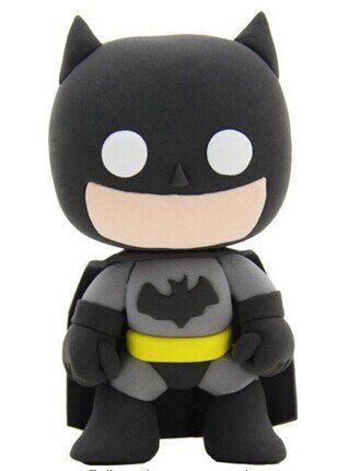 Diy Toddler Art Modeling Mini Clay Batman Amazon Co Uk