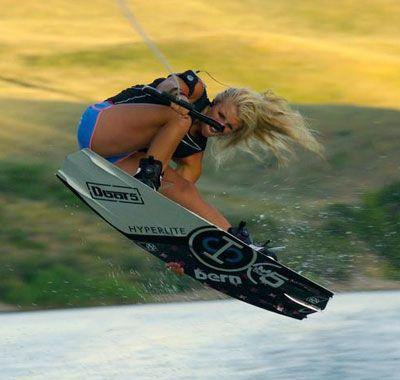 Wakeboarding - JENACEE JACKSON