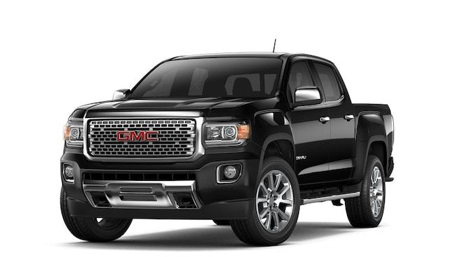 Click Here To Learn More About The 2018 Canyon Denali Small Luxury