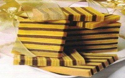 Resep Cara Membuat Kue Lapis Legit Kukus Spesial Enak