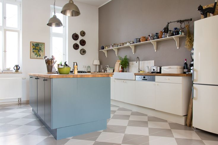 As 25 melhores ideias de countryside kitchen no pinterest for Angela bonfante kitchen designs