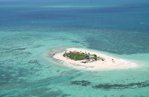 Savala Island, Fiji - the destination of Storck Cruises!