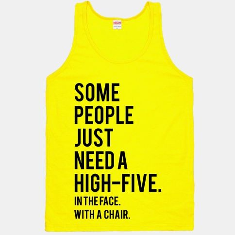 High Five | HUMAN | T-Shirts, Tanks, Sweatshirts and Hoodies