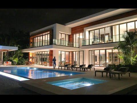Miami 39 s finest in luxury julian johnston million for Modern million dollar homes