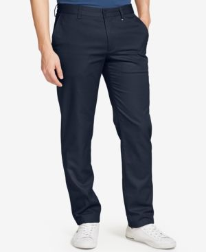 Lacoste Men's Slim-Fit Chinos -