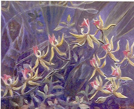 Orquideas. Gonzalo Ariza.