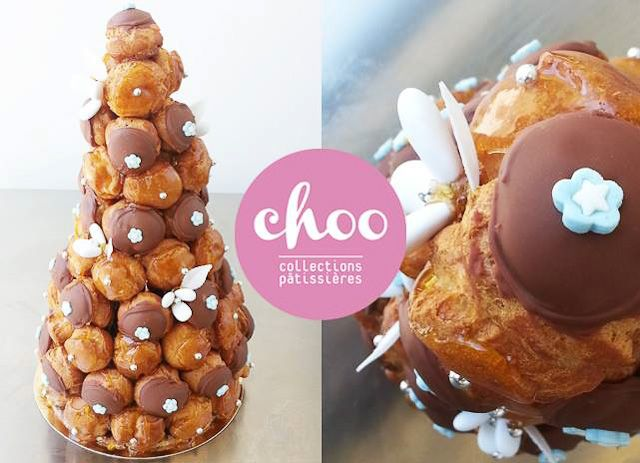... on Pinterest  Croquembouche, Piece montee and Recette piece montee