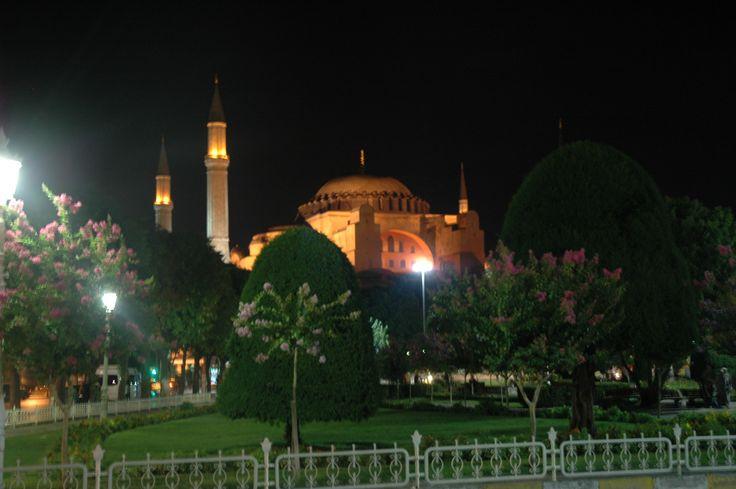 Hagia Sophia (Instabul,Turkey)