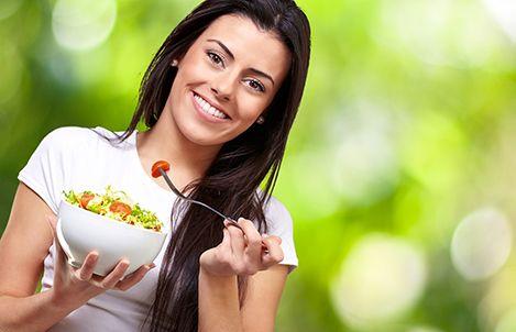 Cómo bajar de peso con cinco comidas al día