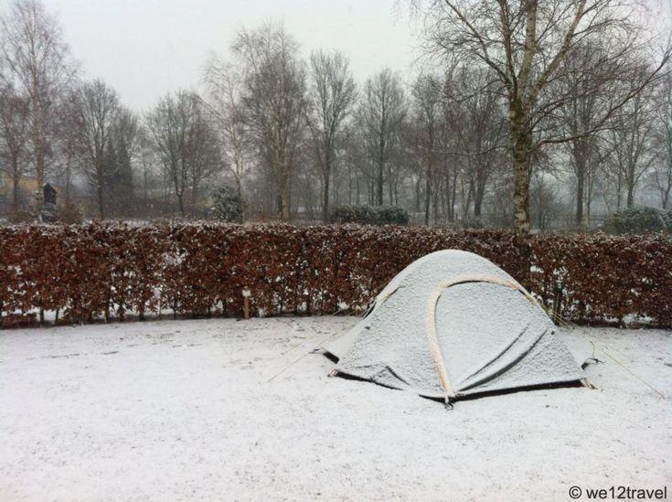 Winterkamperen!