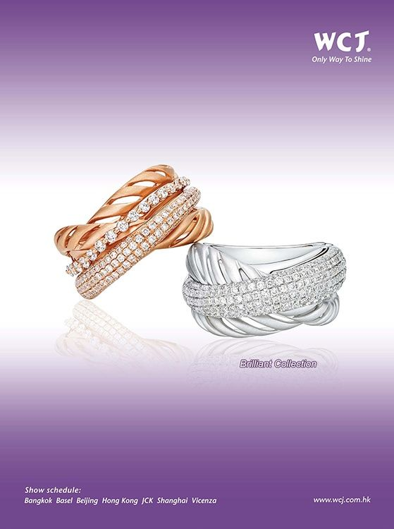 2509 best rings images on pinterest rings commitment for Hong kong jewelry manufacturers association hkjma