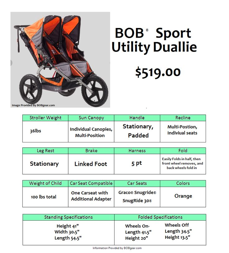 103 reference of bob sport utility stroller duallie in