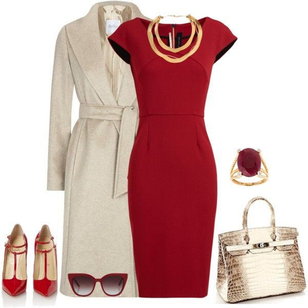 """outfit 1020"" by natalyag on Polyvore"