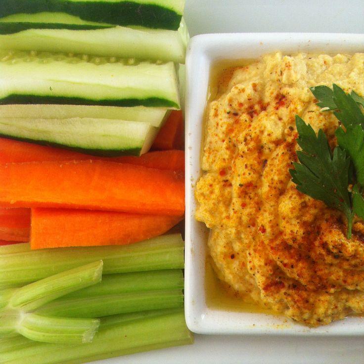 raw food recepie indian cauliflower hummus raw food recept blomkålshummus