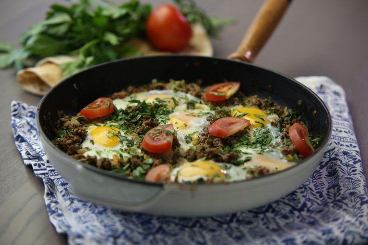 Glöm havregrynsgröten och kaviarmackan, till frukost i Irak är makhlama…