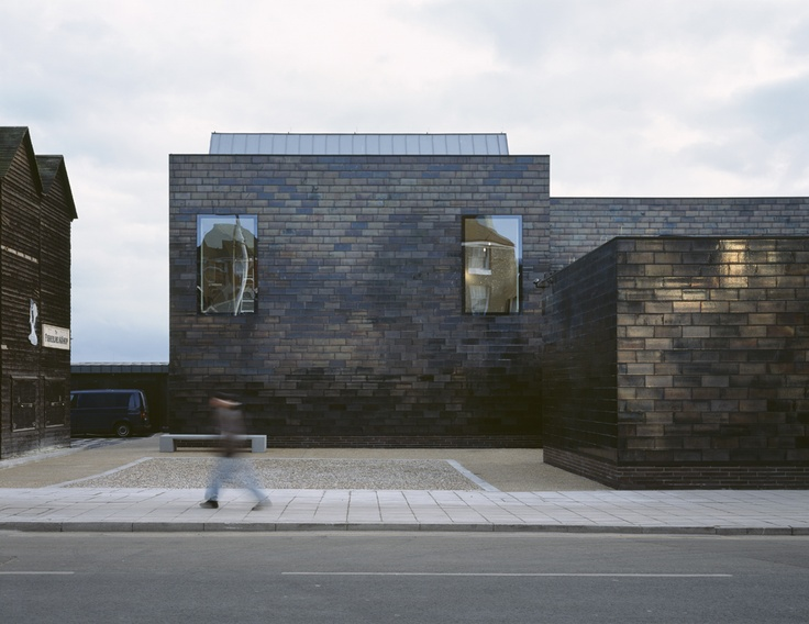 The new Jerwood Gallery in Hastings
