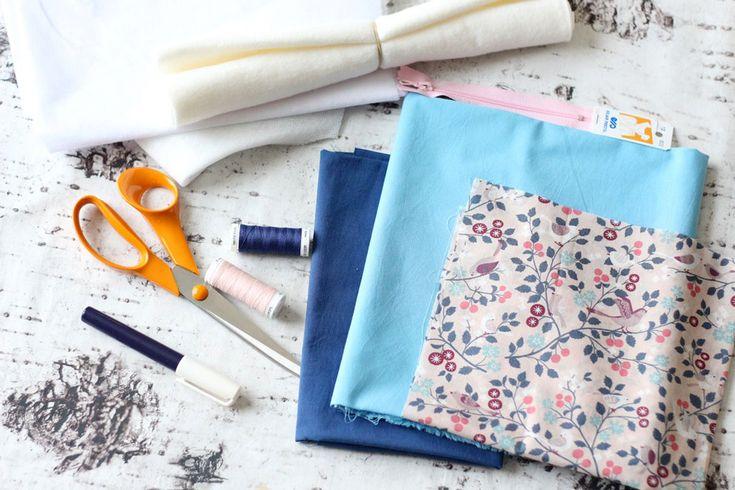 Les DIY Frou-Frou x Mymy Cracra : #5 la pochette crochet et tricot