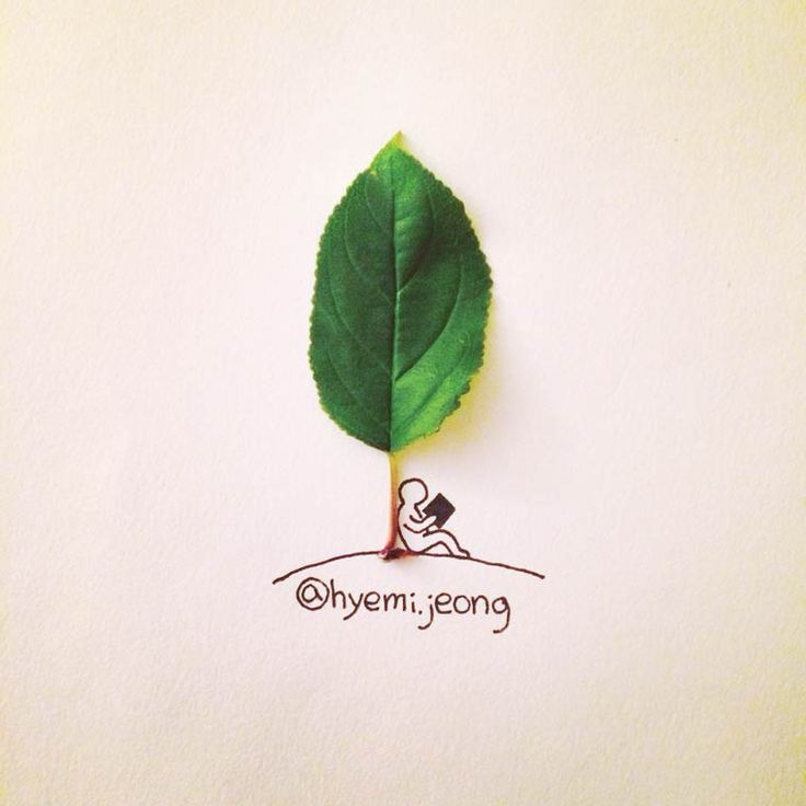 Creative Illustrations Using Everyday Objects by Hyemi Jeong #16