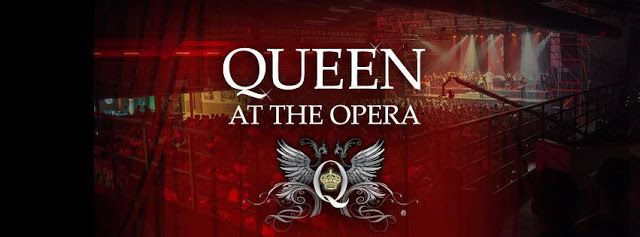 Queen Forever Blog: A Gennaio lo show Queen At The Opera arriva a Napo...