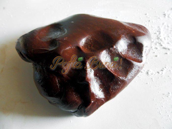 Ciocolata plastica, reteta belgiana autentica