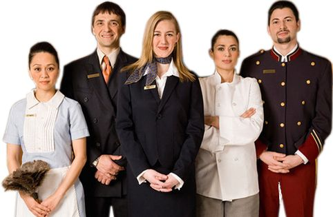 Hotel Staff Uniforms  Nationwide Uniforms    Staff