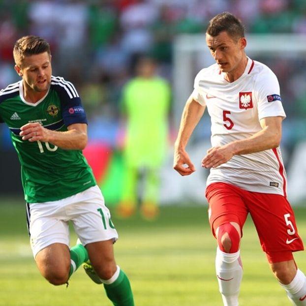 Oliver #Norwood #IrlandaDelNord contro Krzysztof #Maczynski #Polonia