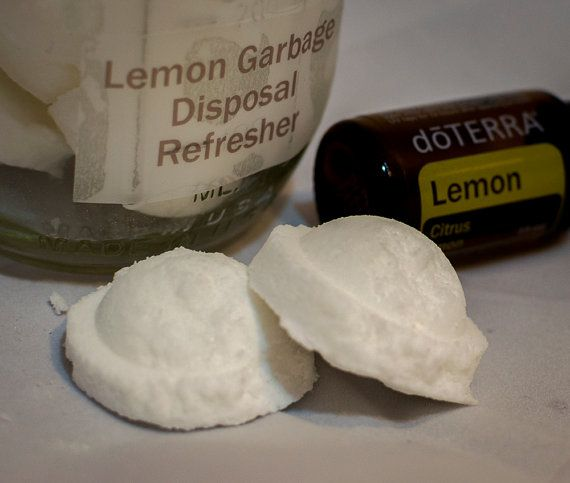 Lemon Garbage Disposal Refreshers // garbage bomb // chemical free // deodorizerd #HomeAndKitchen #GarbageDisposal #DirtySink #CleaningProducts #AllNatural #sanitize #CleaningSupplies #NaturalCleaning #SinkCleaner #NaturalCleaners