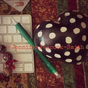 Love writing, #amwriting ... excuse Mah Eeds & Chronic limitations...