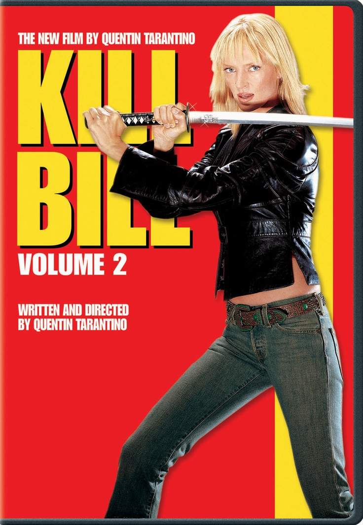 Kill Bill Vol. 2 2004 Dir. Quintin Tarantino
