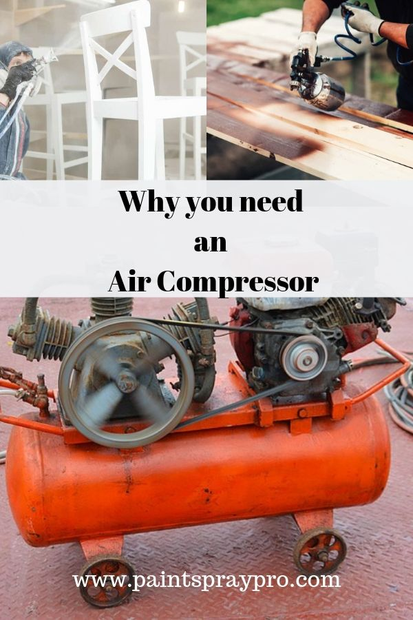 Best Air Compressor For Paint Sprayers In 2020 Are You Air Ready Air Compressor Paint Sprayer Best Paint Sprayer