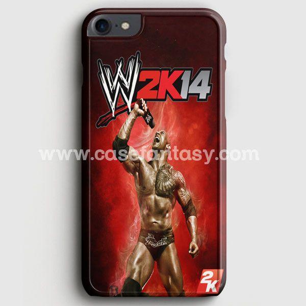 Wwe2K14 The Rock Gameplay iPhone 7 Case | casefantasy