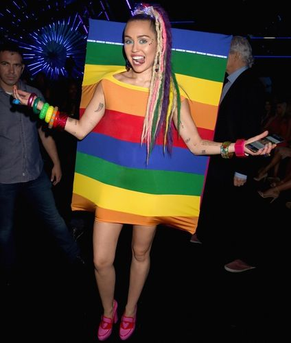 Miley Cyrus Vma Outfit 8