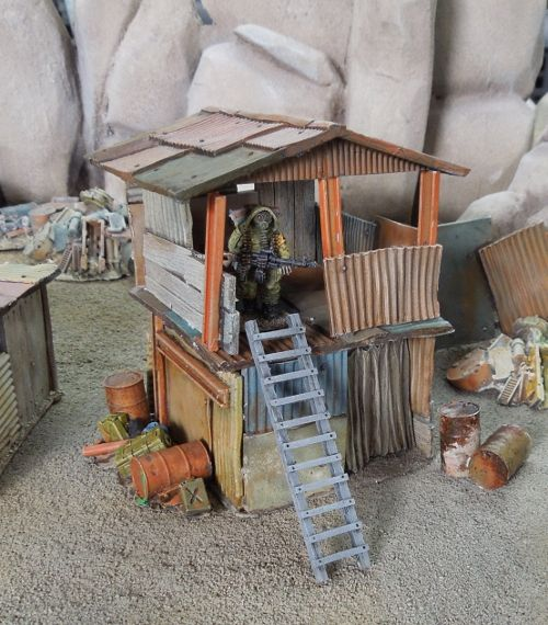 Dollhouse Miniatures In Las Vegas: 107 Best Post Apocalyptic Gaming Terrain, Figures, And