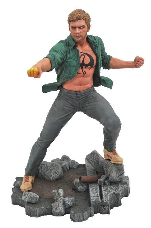 #transformer Iron Fist Gallery Statue