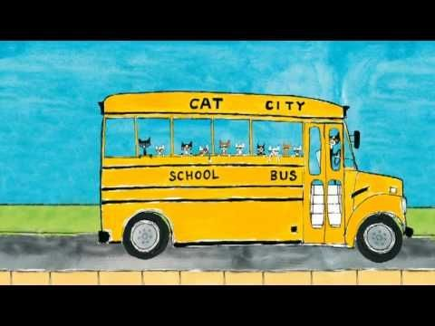 Pete the Cat: Rocking in My School Shoes video