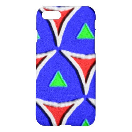 Ugly strange pattern iPhone 7 case - click to get yours right now!