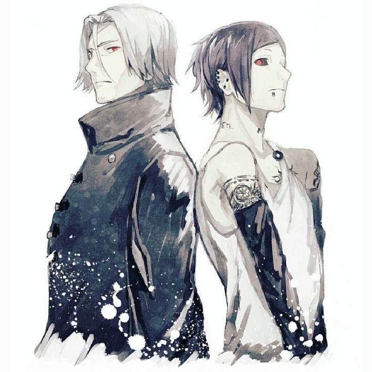Uta and Renji Yomo