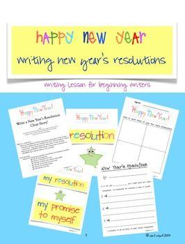 My new resolution essay