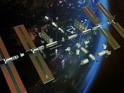 National Geographic Channel is taking viewers around the world—literally—in this spectacular two-hour television event broadcasting LIVE from the International Space Station (ISS) and Mission Control in Houston, Texas.