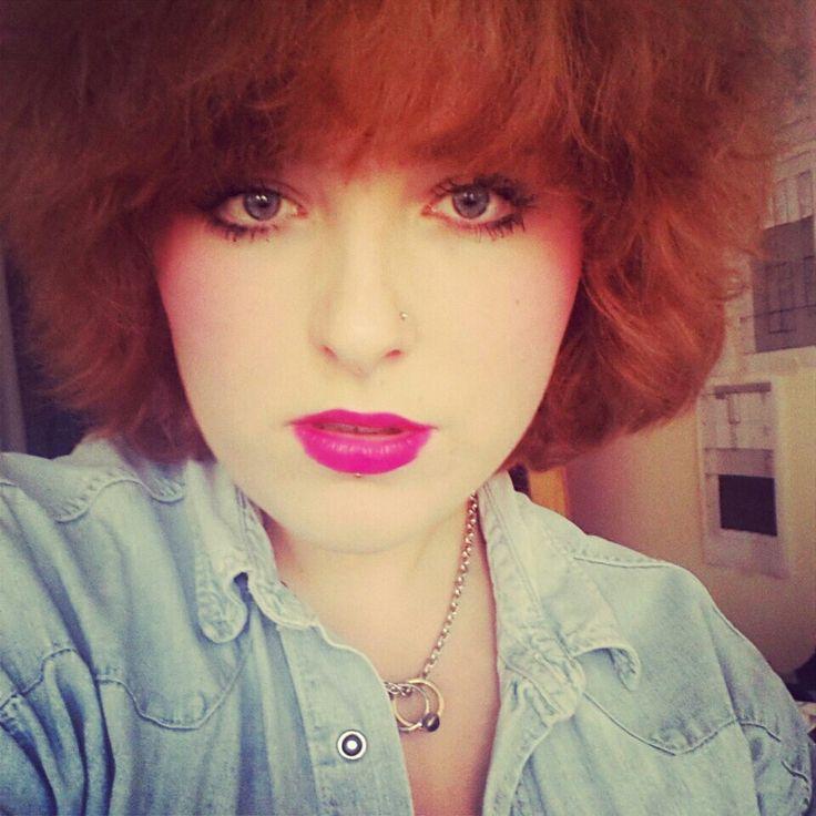 video Short redhead