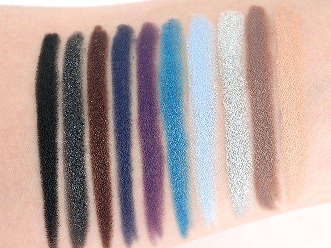 68073a8f53f Rimmel ScandalEYES Waterproof Kohl Black / brown / deep blue / purple /  taupe / nude | Make up and skincare | Rimmel eyeliner, Kajal eyeliner,  Rimmel ...