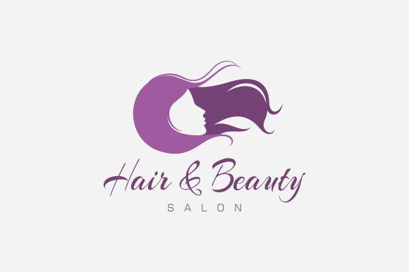 Hair & Beauty Salon Logo by A.R STUDIO on @creativemarket