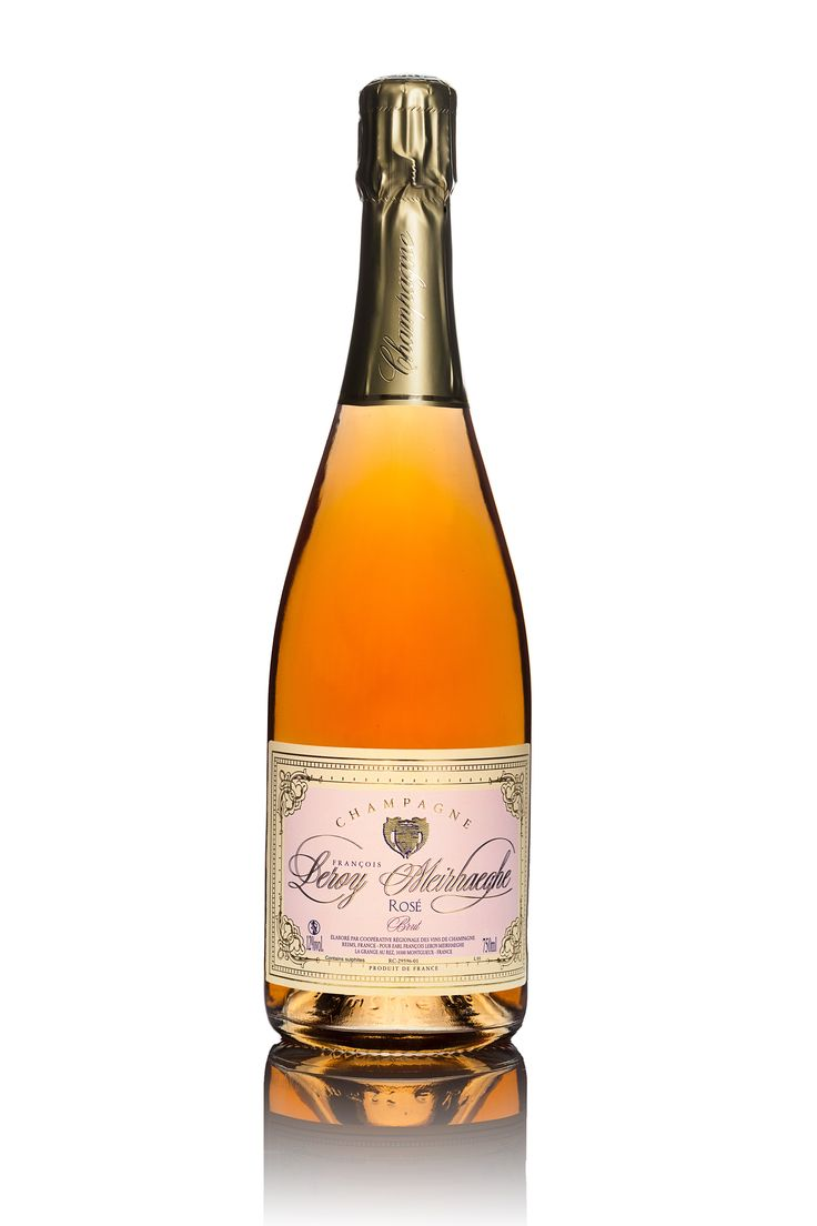 Rosé#Champagne#Montgueux - Champagne Leroy Meirhaeghe