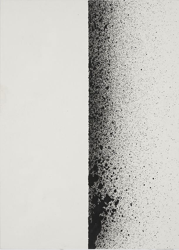 Charlotte Posenenske - née Mayer (1930 - 1985) was a German artist associated with the minimalist movement who predominately worked in sculpture, but also produced paintings and works on paper.