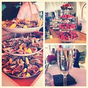 Lovely summerparty at Hotel Diplomat in Stockholm!