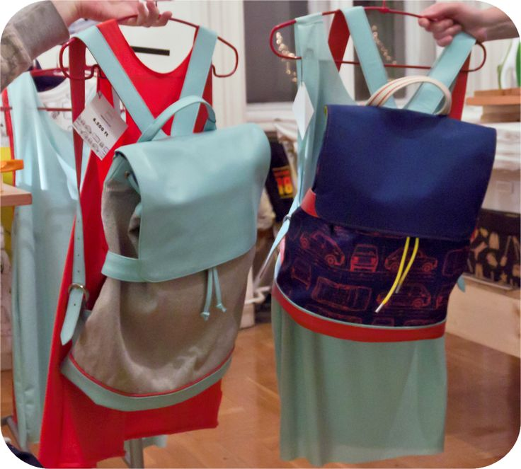 Bags and tops inspired by Polski Fiat by Popo Design http://www.budapestwithus.hu/heinrich-alkotoi-szint/