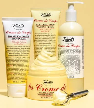 Pamper your skin with the goodness of our Creme de Corps range!  Join us on Twitter - https://twitter.com/KiehlsIndia