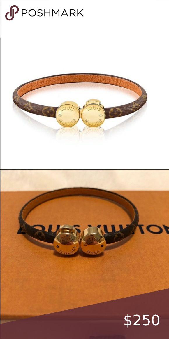 Louis Vuitton bracelet Never worn. Authentic. Louis ...