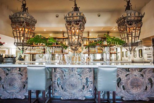 This bar is so interesting...makes me wanna go! PUMP Lounge By Lisa Vanderpump, Opening May 16 - First Look - Eater LA