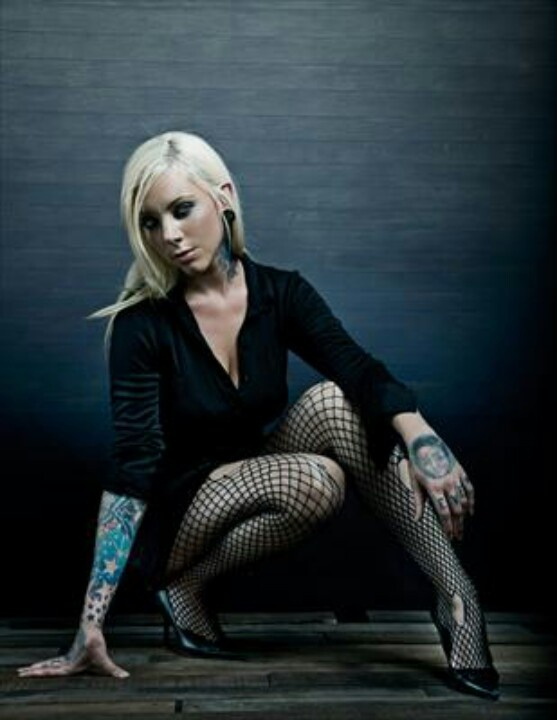 Maria brink lead singer of in this moment maria brink - Maria brink pics ...